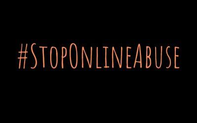 #StopOnlineAbuse : que veux dire ce hashtag?
